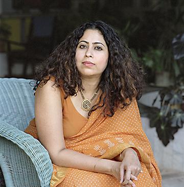 Anita Nair despre Cele nouă chipuri ale inimii