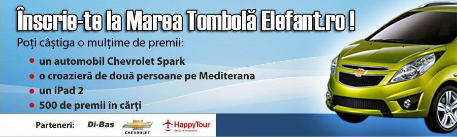 Să celebrăm împreună primul an de www.elefant.ro!