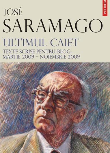 Ultimul caiet al lui Saramago, la Polirom
