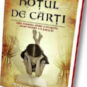 """Un roman senzațional: """"Hoțul de cărți"""""""