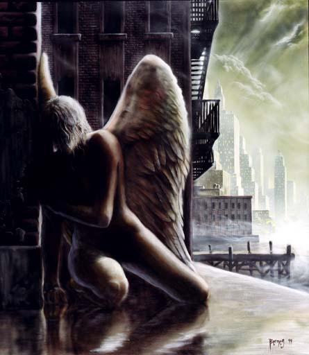 Îngerii pot detrona vampirii?