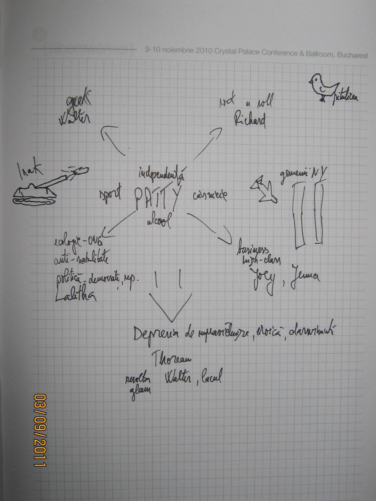 Romanul-valiză al lui Franzen (bonus: DESEN)