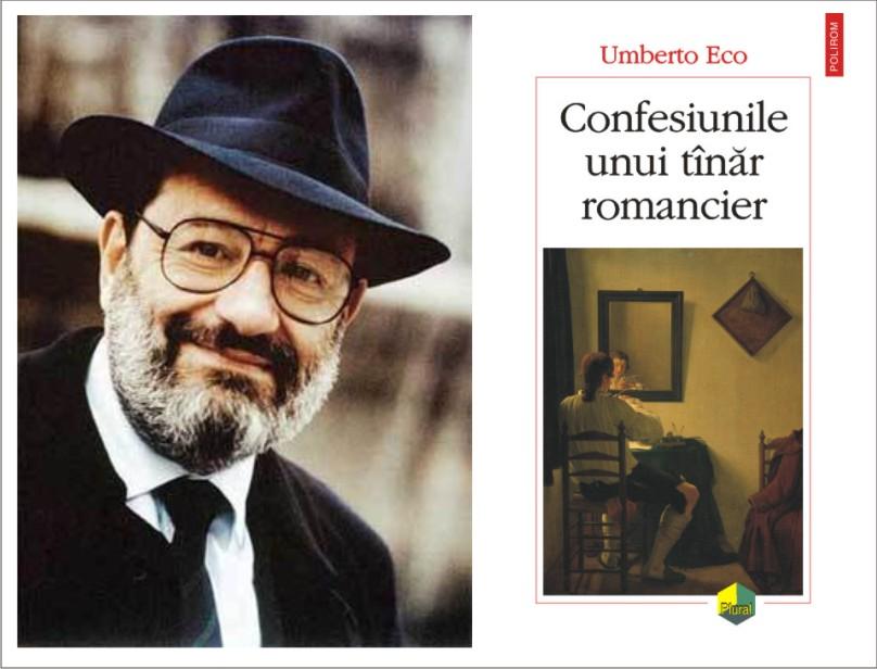 Confesiunile romancierului Umberto Eco