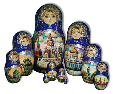 Rusia și rușii, vodcă și șampanie