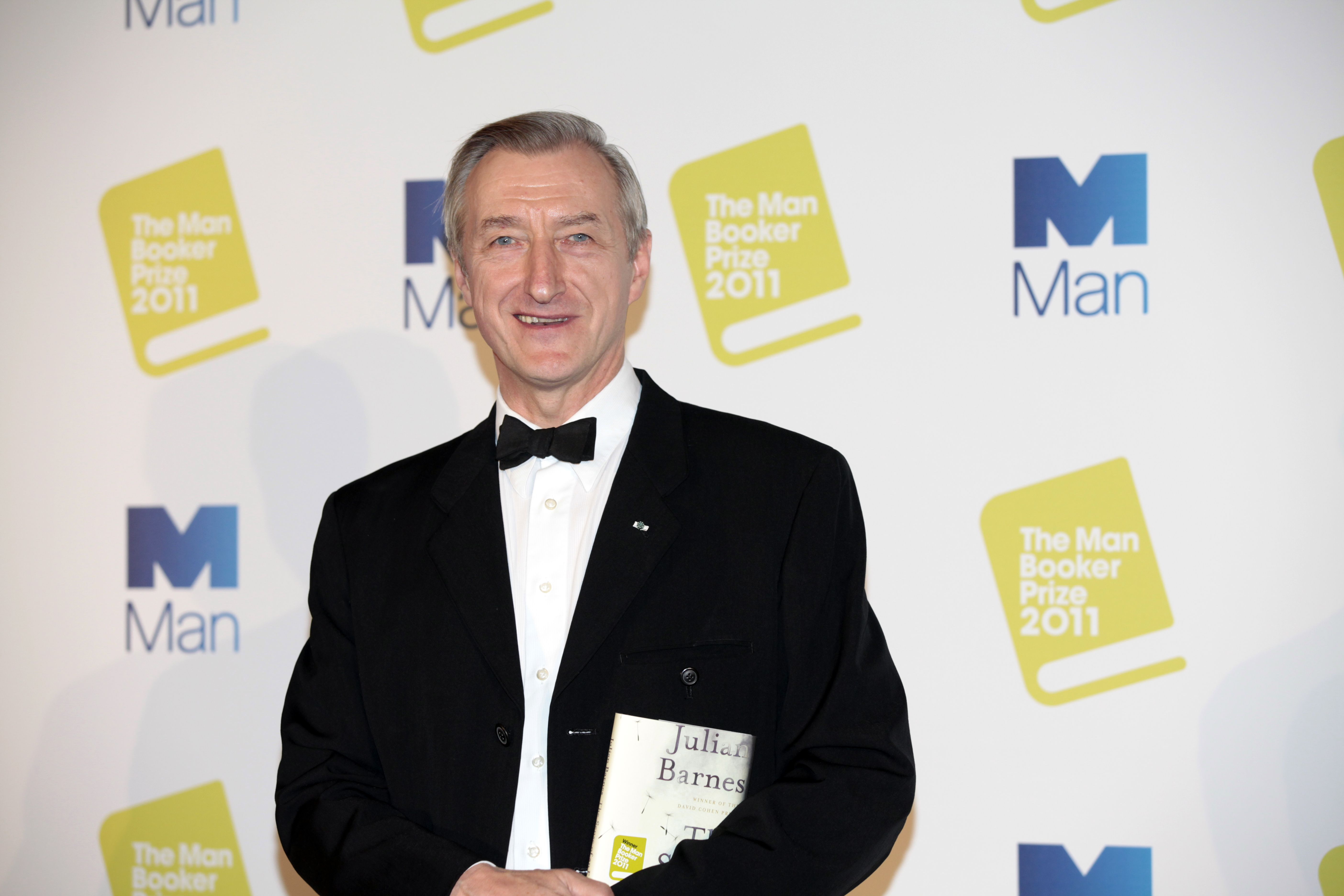 Julian Barnes: Man Booker Prize 2011 pentru ficțiune