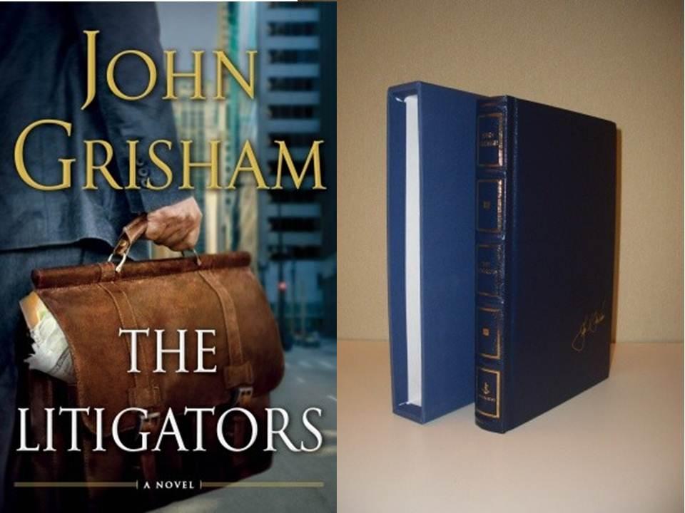 The Litigators, de John Grisham: doar 250 $