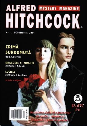 Apare primul număr din Alfred Hitchcock mystery magazine