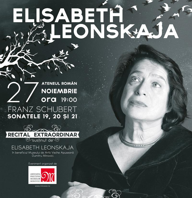 Concert extraordinar la Ateneul Român