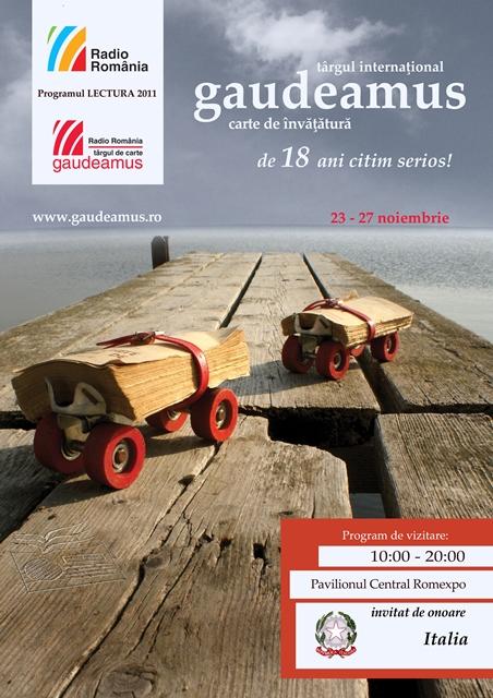 Gaudeamus 2011 – un miracol