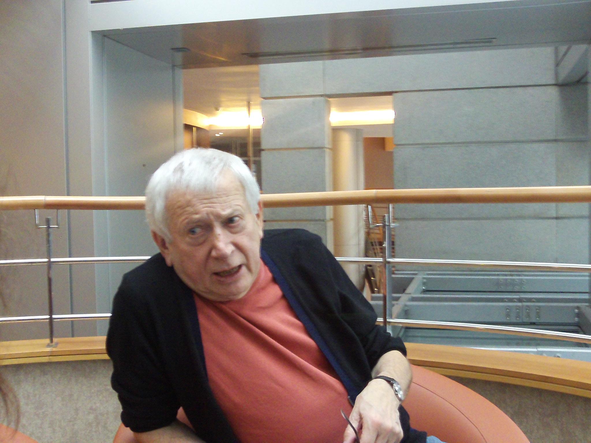 Paul Bailey și karma românească