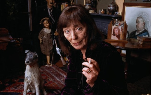 Pure British style: Beryl Bainbridge