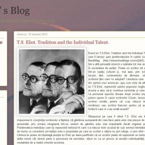Câștigătoarea concursului de recenzii pentru bloggeri: Anamaria