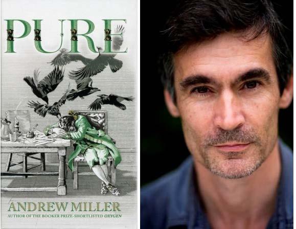 Andrew Miller a câștigat premiul Costa Book of the Year 2011