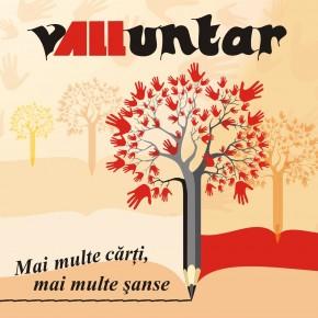 """Grupul Editorial ALL în campania online """"vALLuntar"""""""
