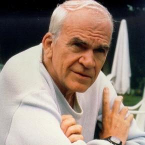 Milan Kundera, un premiu și o idee