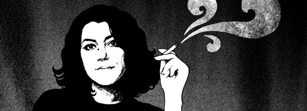 To be or not to be: Marjane Satrapi la București