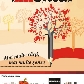 280 de cărţi citite şi 200 de ore de voluntariat – bilanţul campaniei vALLuntar