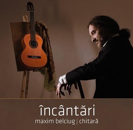 Încântări – concert de lansare Maxim Belciug