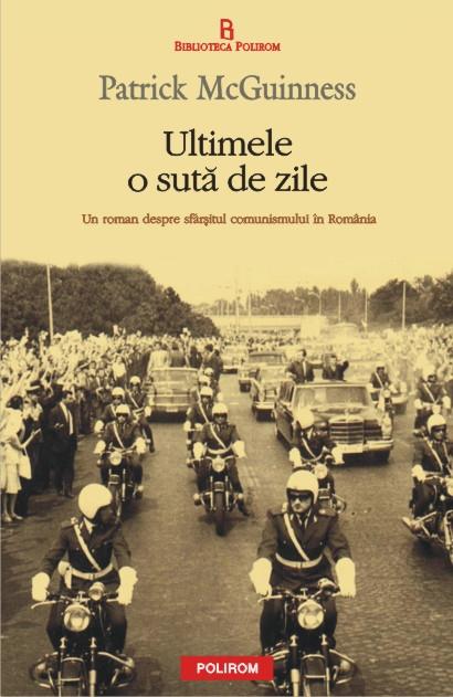 Un roman tulburător despre sfîrşitul comunismului în România
