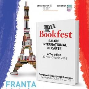 Bookfest 2012 - Prima zi  Bon salon!