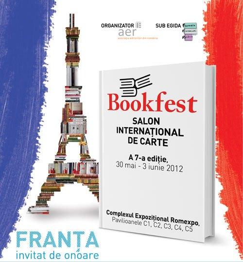 Bookfest 2012 – Prima zi  Bon salon!