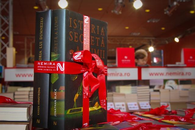 Noutățile Nemira la Bookfest 2012