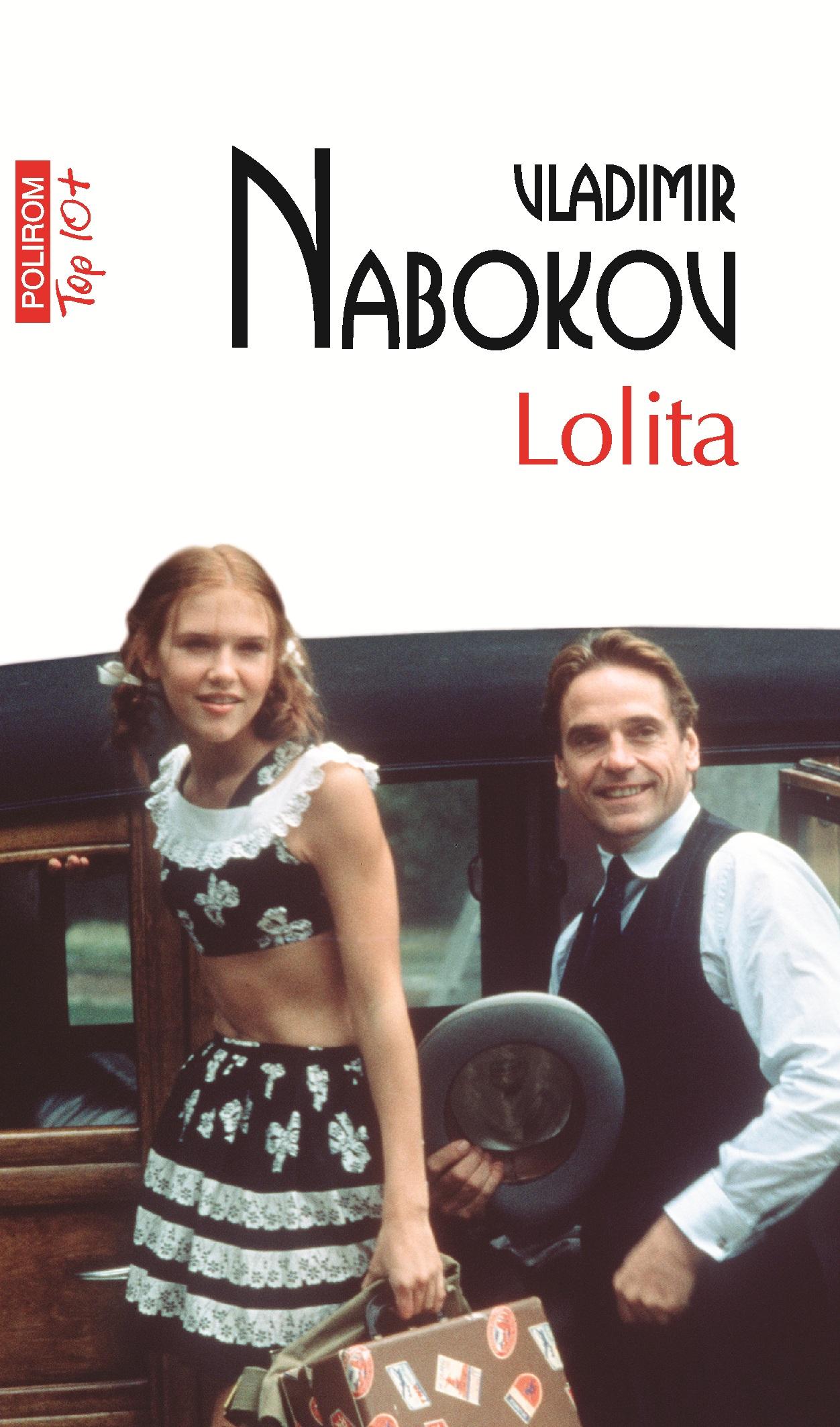 Incitată de Lolita lui Vladimir Nabokov