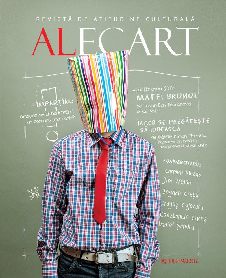 Alecart – O intrare de primă mână pe piaţa revistelor culturale din România