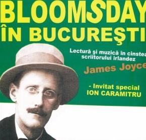 Bloomsday la Bucureşti - sărbătoare dedicată scriitorului irlandez James Joyce