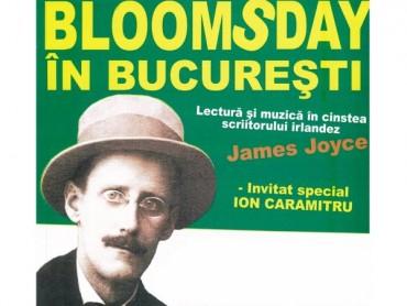 Bloomsday la Bucureşti – sărbătoare dedicată scriitorului irlandez James Joyce