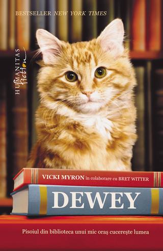 Dewey – Pisoiul bibliotecar într-un bestseller american