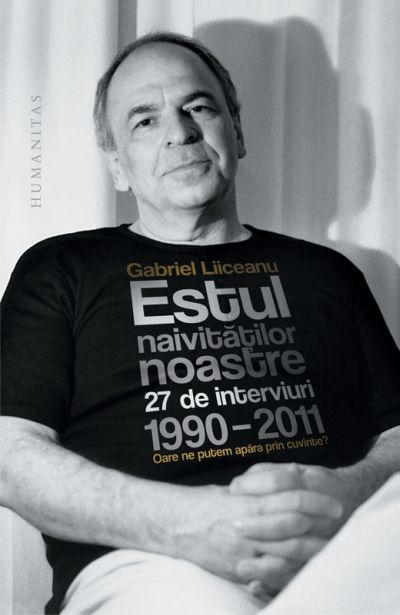 Un nou volum semnat de Gabriel Liiceanu, lansat la Bookfest 2012