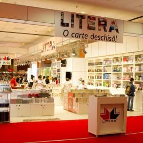 Noutățile editurii Litera la Bookfest 2012