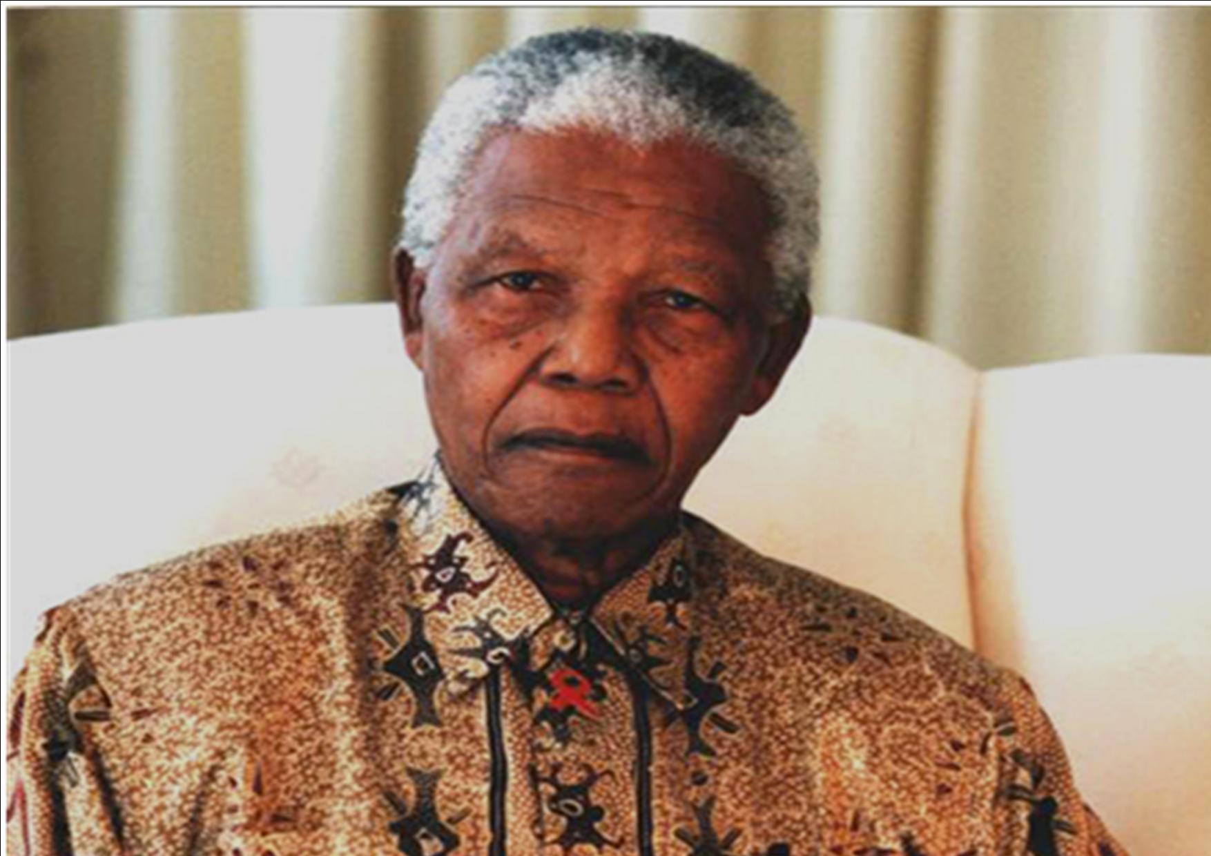 Nelson Mandela, un exemplu pentru noi toți