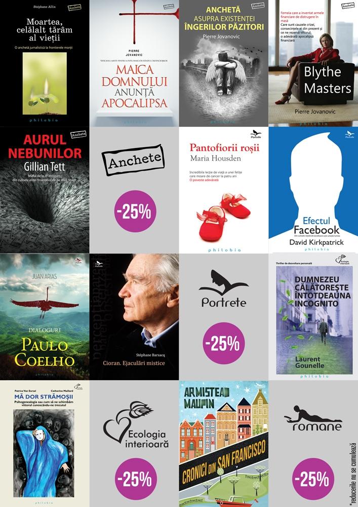 Noutățile editurii Philobia la Bookfest 2012