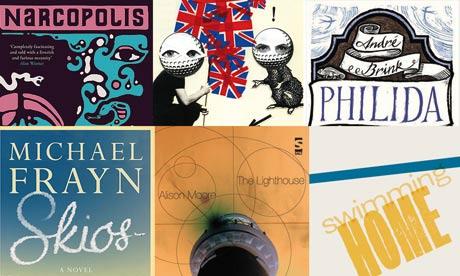 Man Booker 2012, lista lungă