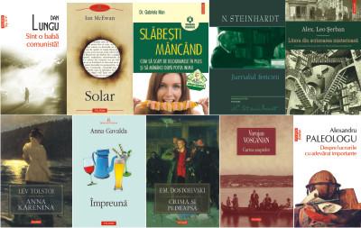 Top 10 cele mai vândute eBookuri Polirom