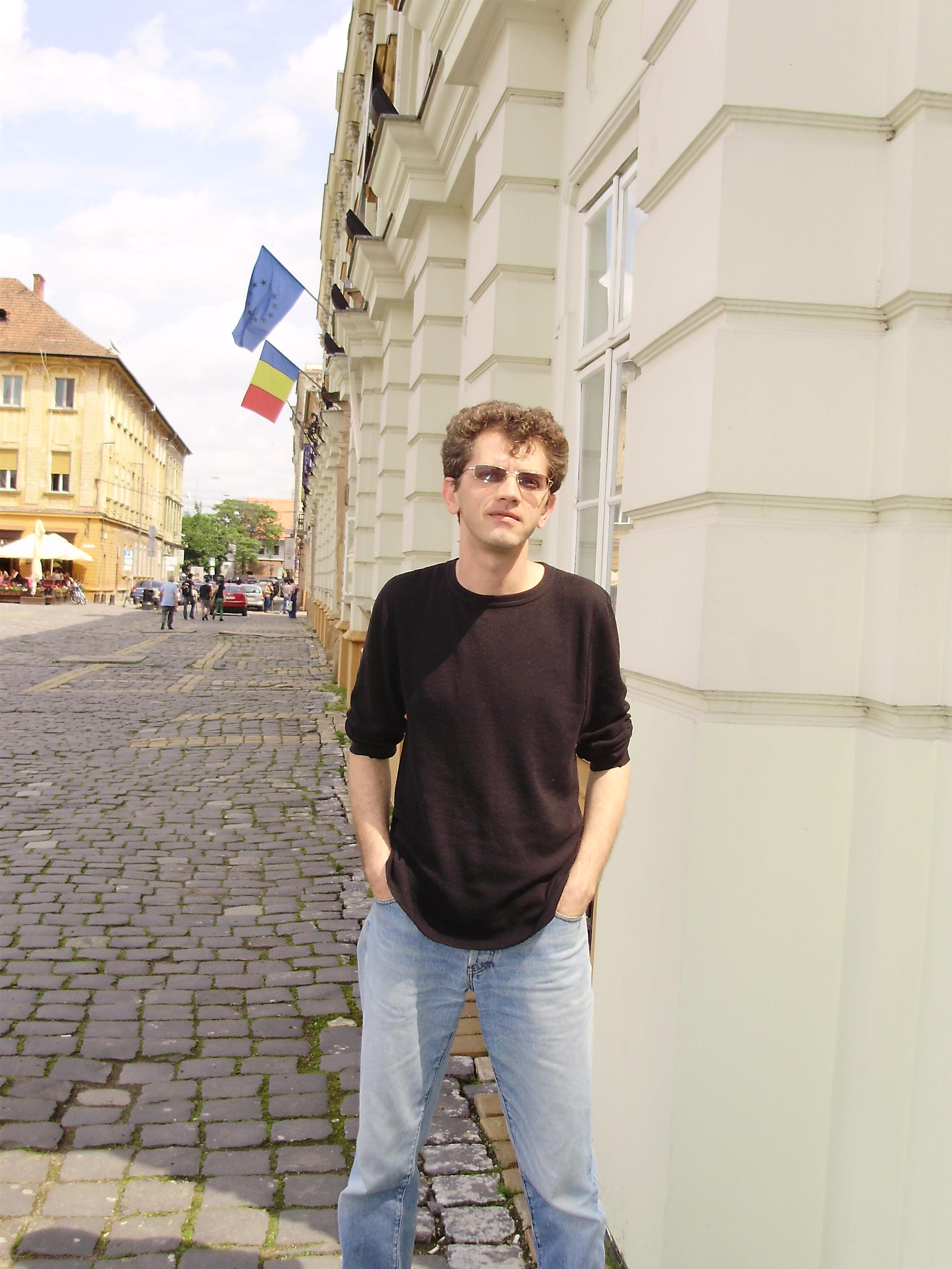 """Radu Pavel Gheo: """"Scriu pentru că nu pot altfel. Dar nu doar din cauza asta"""""""