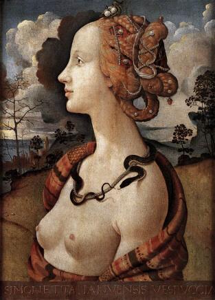 Cleopatra, seducătoarea din Florența și activiștii