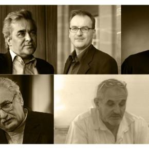 """Invitaţii primei ediţii a Festivalului Internaţional de Literatură de la Timişoara """"La Vest de Est / La Est de Vest"""""""