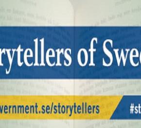 Gaudeamus 2012. Storytellers of Sweden  Ce fac cititorii din pasiune pentru literatură?
