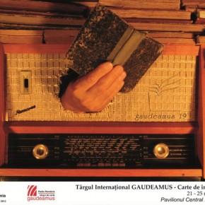 GAUDEAMUS 19, un festival cosmopolit al cărții