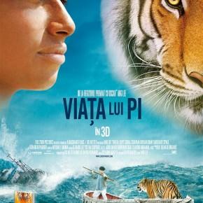 """""""Viaţa lui Pi"""" de Yann Martel – reeditare și ecranizare"""