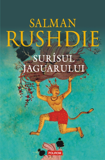 """Un volum incitant despre Nicaragua: """"Surîsul jaguarului"""" de Salman Rushdie"""