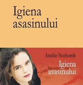 Amélie Nothomb. Detaşarea discursului impudic