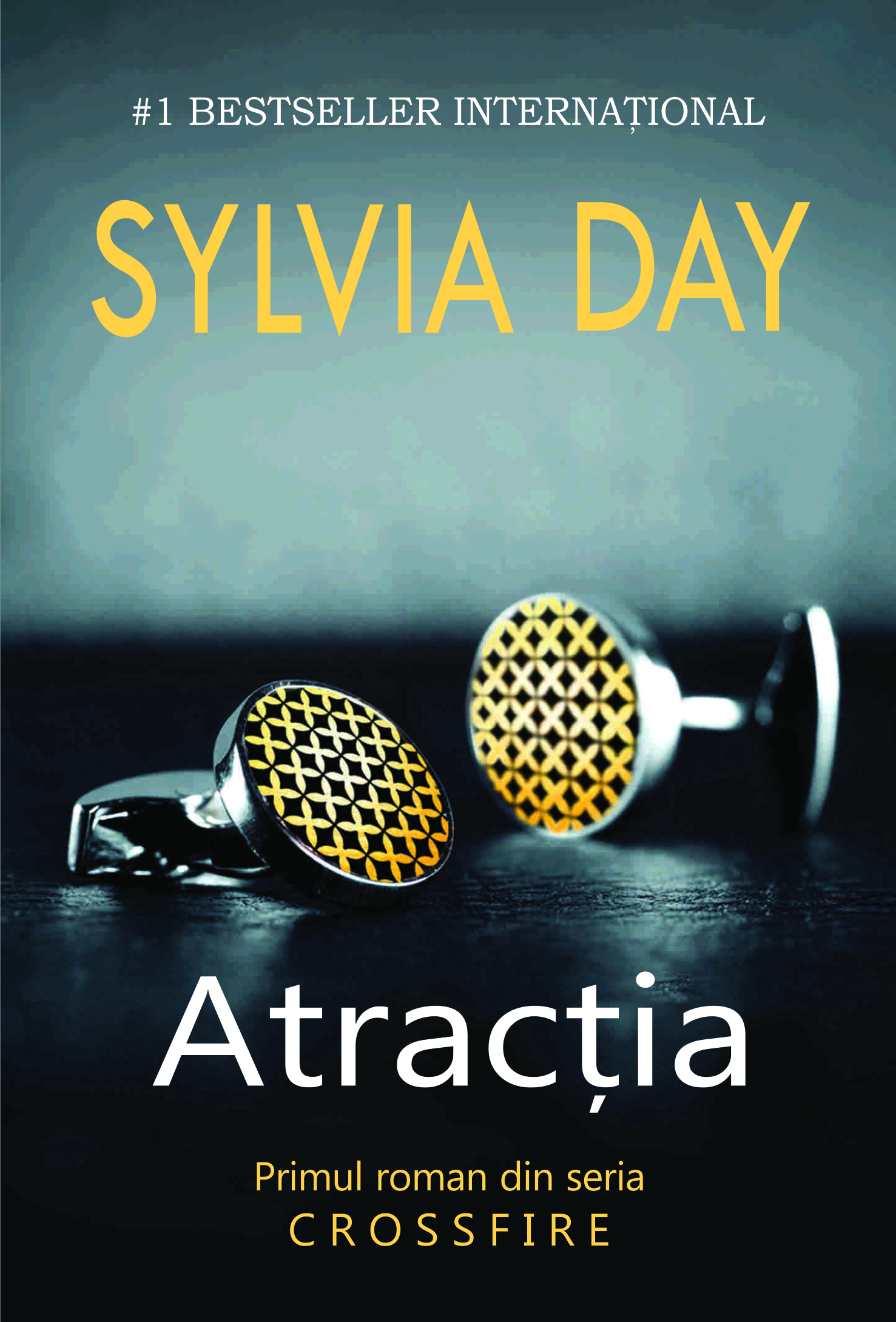 """""""Atracția"""", de Sylvia Day – un nou bestseller erotic"""