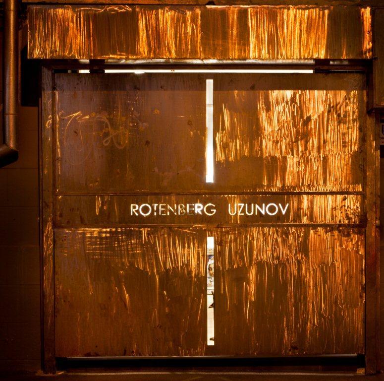 Galeria Rotenberg-Uzunov, în avangarda artistică