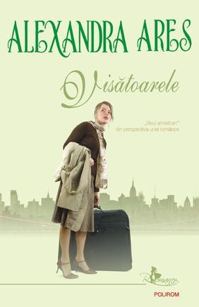 """""""Visătoarele"""" de Alexandra Ares – finalist la Book of The Year Awards 2012"""
