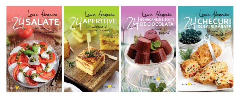 Sian Books lansează colecţia gourmet Sian Cook