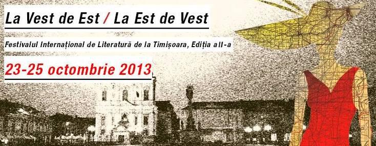 Scriitorii invitați la cea de a II-a ediție a Festivalului Internațional de Literatură de la Timișoara